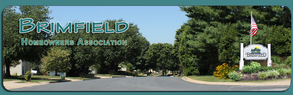 Brimfield HOA - Residential Community in Carroll County, Maryland
